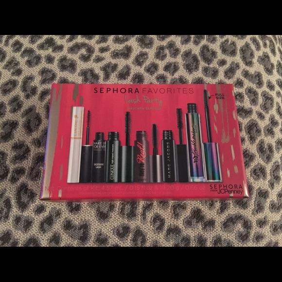 75bf879172e Sephora Makeup   Lash Party Mascara Sampler   Poshmark
